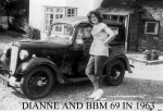 BBM AND DIANNE 1963 copy NEC